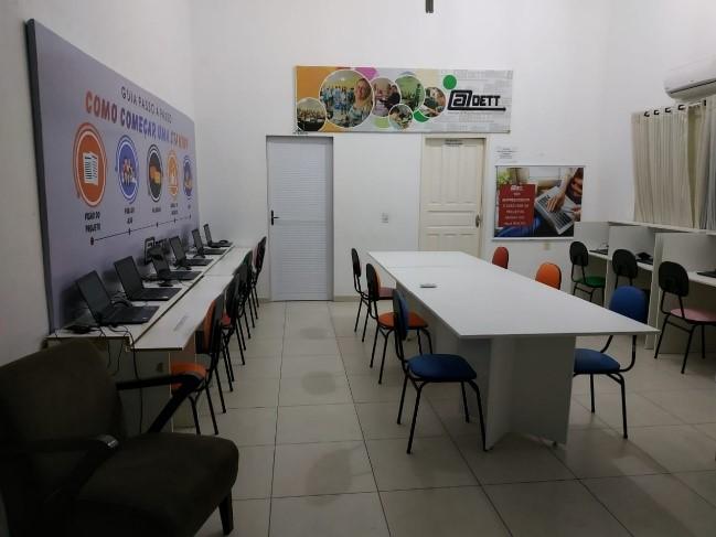ADETT Fortalecimento Institucional Ceará BrazilFoundation empreendedorismo