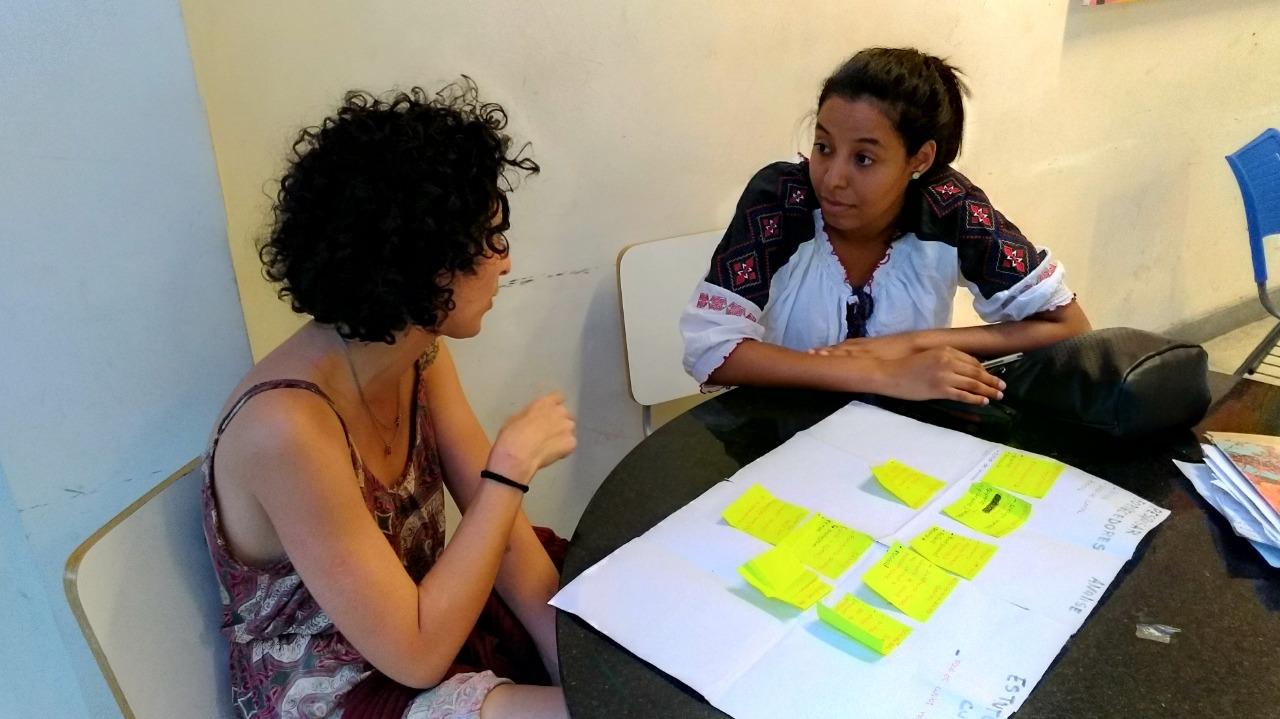 Favela Fortalecimento Institucional BrazilFoundation Belo Horizonte empreendedorismo favelado