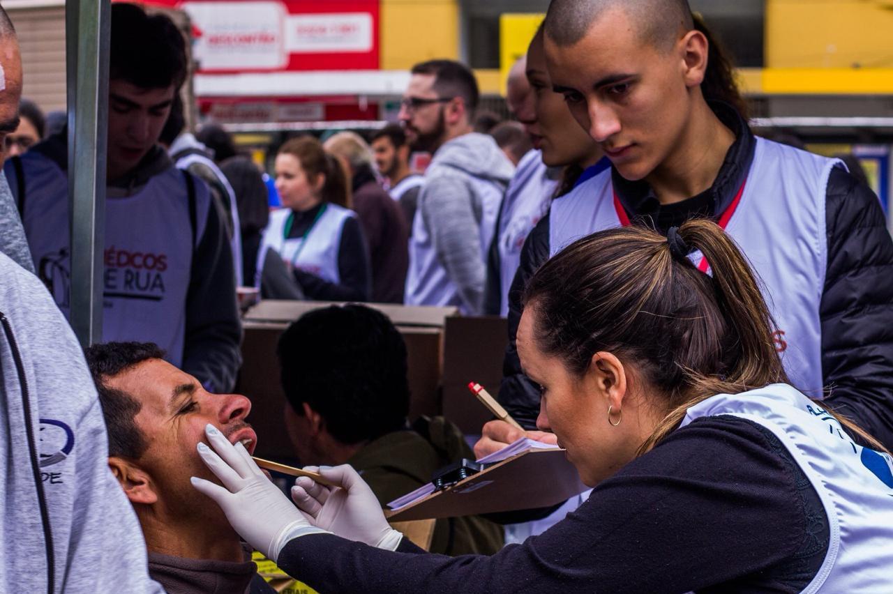 Medicos de Rua Medicos do Mundo BrazilFoundation saúde