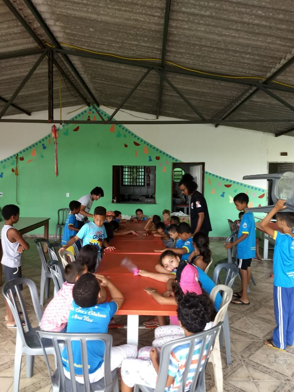 Circo Laheto Fortalecimento Institucional Goiânia BrazilFoundation