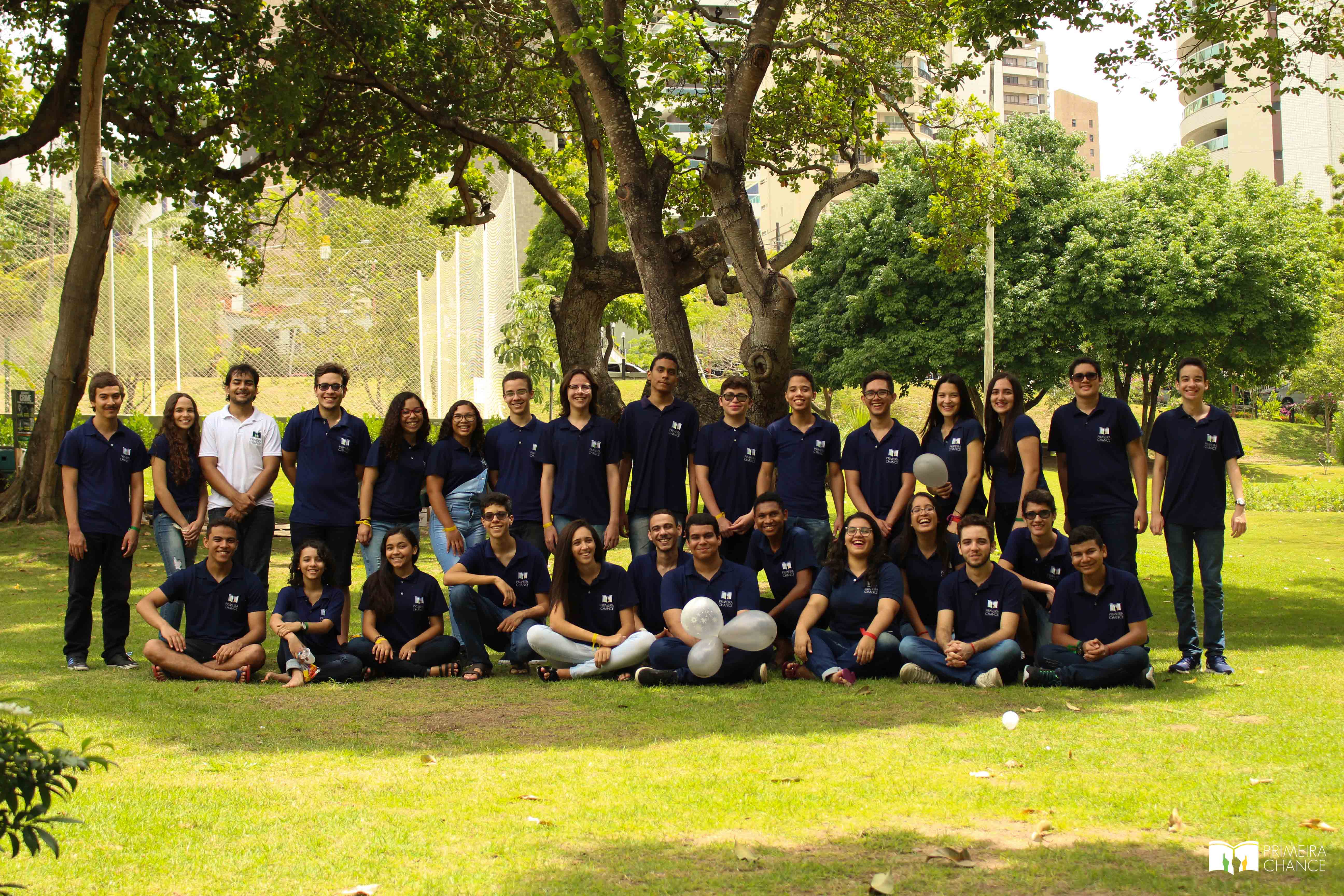 Primeira Chance BrazilFoundation jovens educação