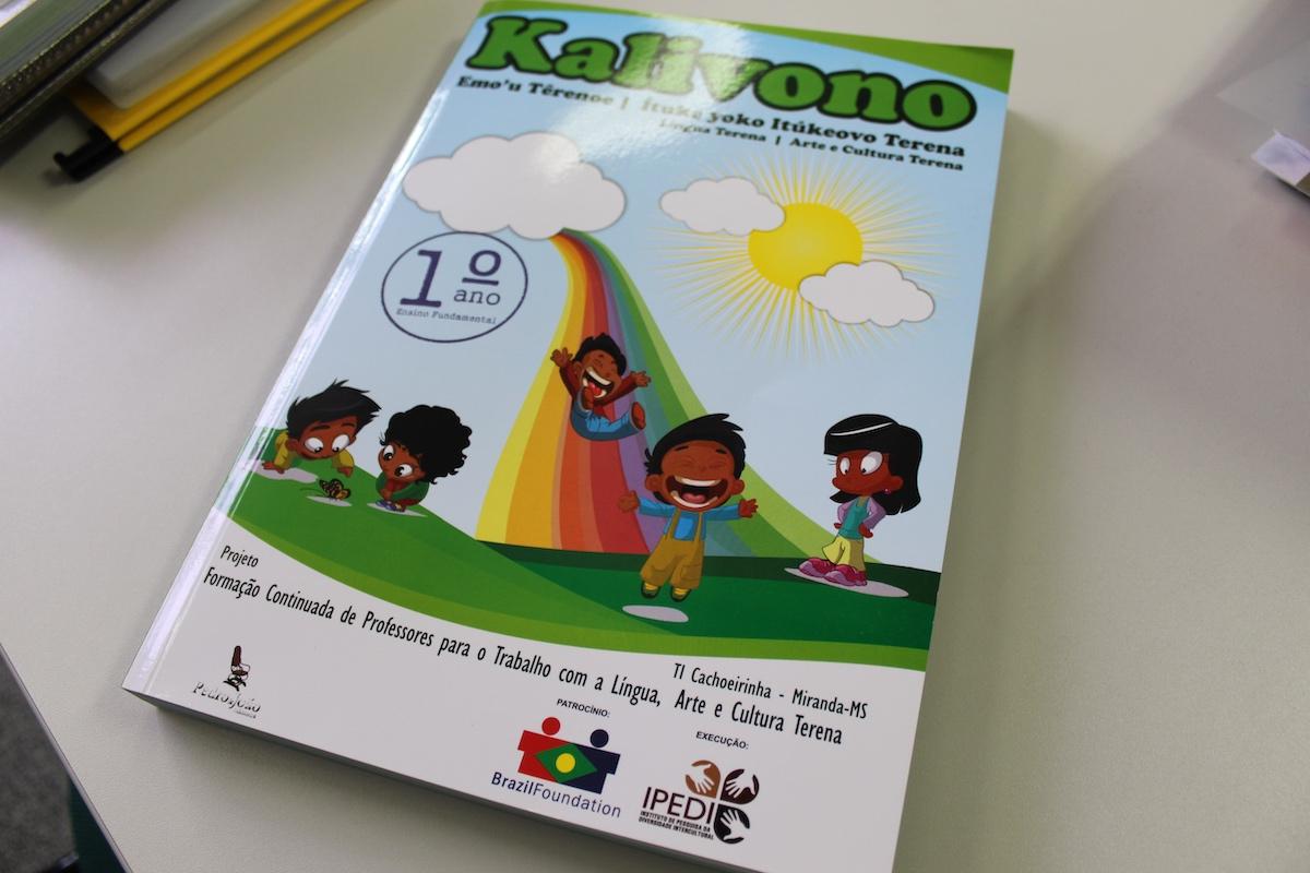 IPEDI BrazilFoundation Kalivono Indigena Indigenous Brasil Educacao Mato Grosso do Sul Terena