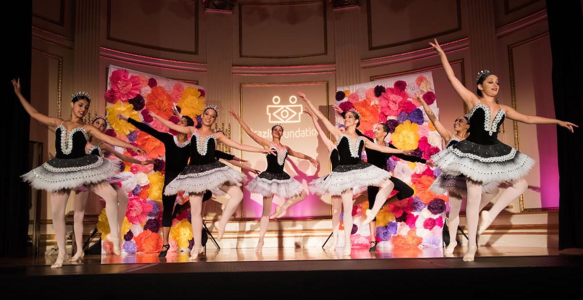 Ballet Paraisópolis BrazilFoundation Gala New York Philanthropy Brazil