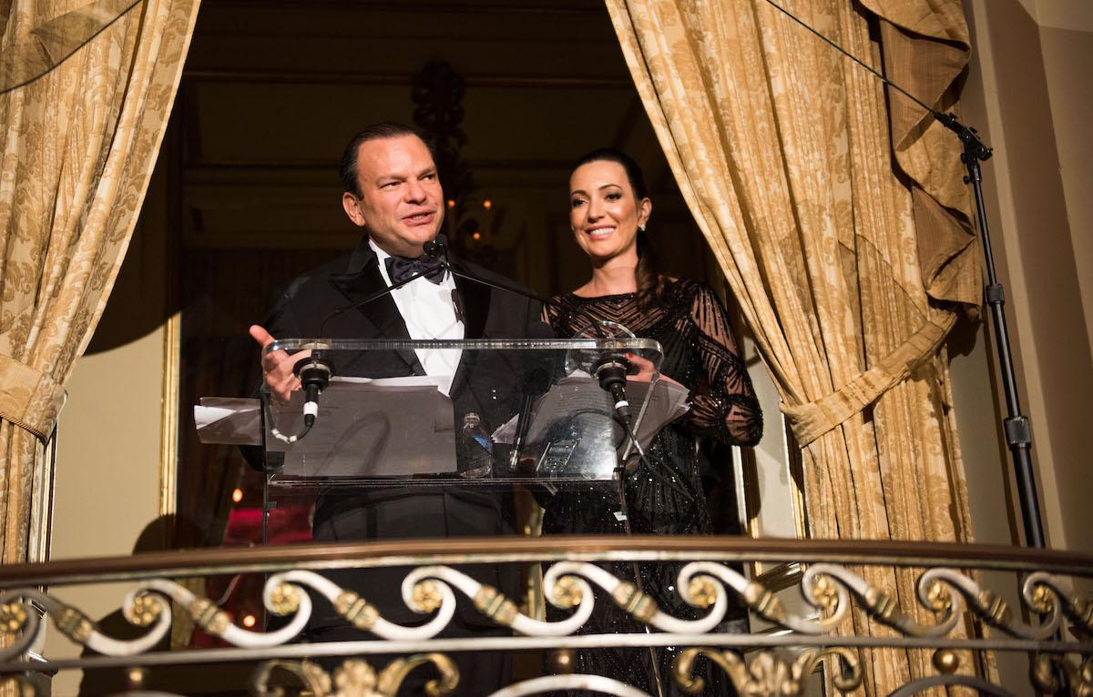 Roberto & Juliana Sallouti BrazilFoundation Gala New York Philanthropy Brazil