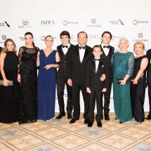 Sallouti Family BrazilFoundation Gala New York Philanthropy Brazil