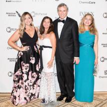 Ted Helms Nathalia Quesada Brazilian-American Chamber of Commerce BrazilFoundation Gala New York Philanthropy Brazil