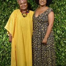Charo Nunes e Ângela Brandão BrazilFoundation Gala São Paulo Mulheres Notáveis Women Philanthropy Filantropia