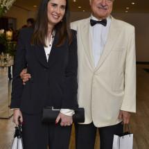 Claudia Bork Saad e João Carlos Saad BrazilFoundation Gala São Paulo Mulheres Notáveis Women Philanthropy Filantropia