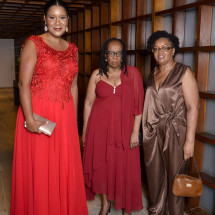 Isabel Clavelin, Sueli Carneiro e Suelaine Carneiro BrazilFoundation Gala São Paulo Mulheres Notáveis Women Philanthropy Filantropia