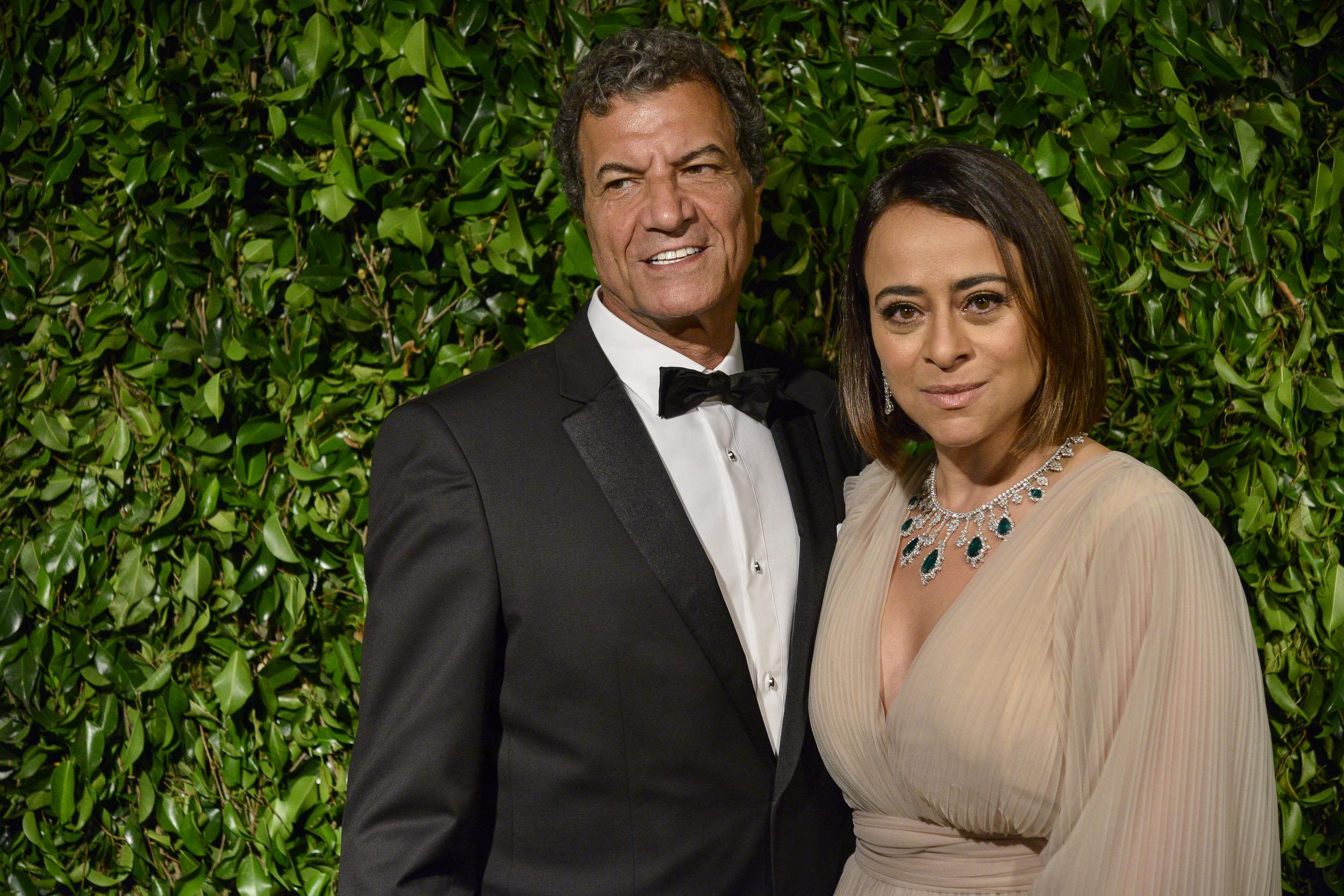 José Eduardo David & Renata de Paula David BrazilFoundation Gala São Paulo Mulheres Notáveis Women Philanthropy Filantropia
