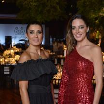 Mariana Sodre Santoro Batochio e Carolina Sodre Santoro BrazilFoundation Gala São Paulo Mulheres Notáveis Women Philanthropy Filantropia