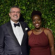 Mauricio Morato e Maite Lourenço (BlackRocks) BrazilFoundation Gala São Paulo Mulheres Notáveis Women Philanthropy Filantropia