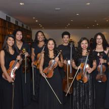 Orquestra de Cordas da Grota BrazilFoundation Gala São Paulo Mulheres Notáveis Women Philanthropy Filantropia