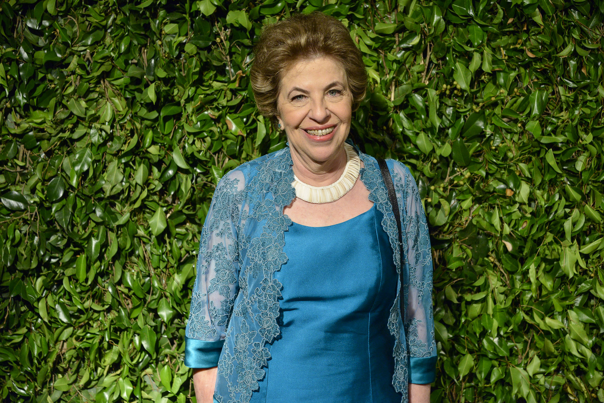 Mary Allegretti BrazilFoundation Gala São Paulo Mulheres Notáveis Women Philanthropy Filantropia